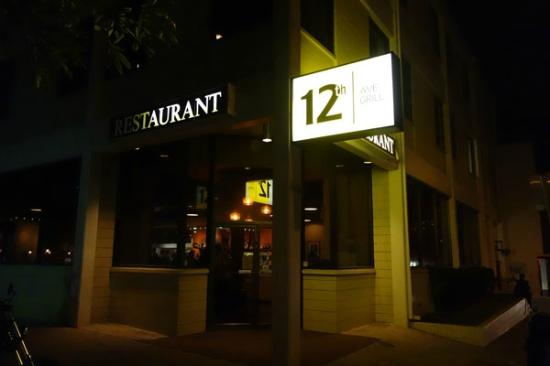 Picture of 12th avenue grill honolulu tripadvisor for 12th ave grill open table