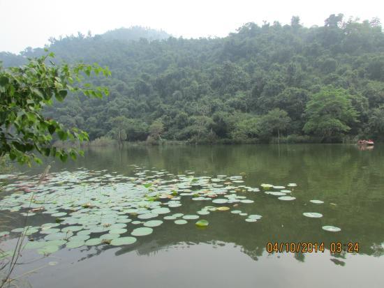 Nahan, Индия: Lake