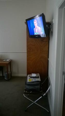 Distinction Palmerston North Hotel & Conference Centre : TV