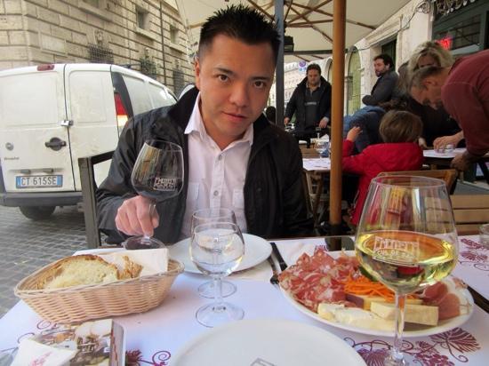 Cul de Sac Wine Bar : cul de sac