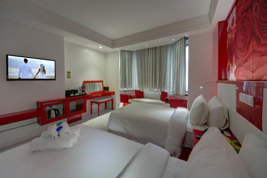 Annexe Deluxe Twin Picture Of Arenaa Star Hotel Kuala Lumpur