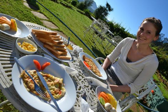 Ashley Resorts : tolles Frühstück