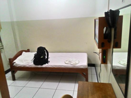 Vintage Inn: Room
