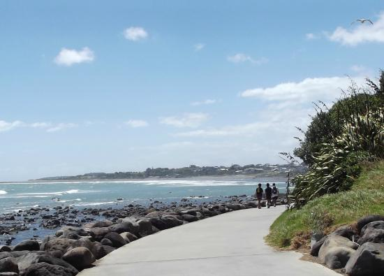 Coastal Walkway: easy walking all the way.