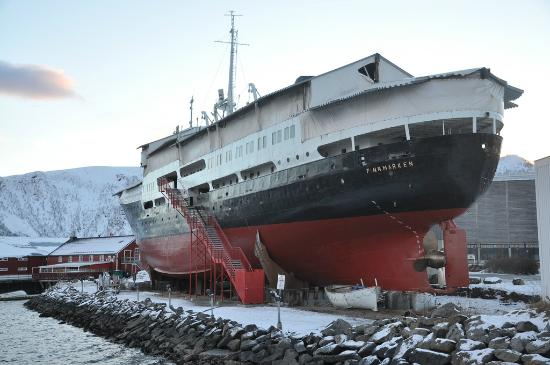 Hurtigruten Museum: The Finnmarken