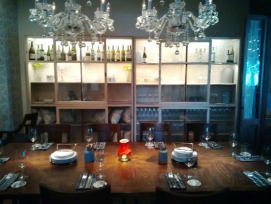 Le Quartier Restaurant: Private Room At Le Quartier