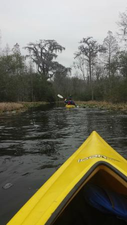 Stephen C. Foster State Park : on the water trail