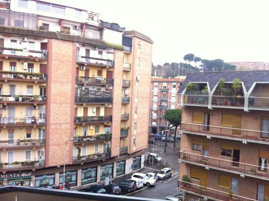 Hotel Gravina San Pietro: view from hotel
