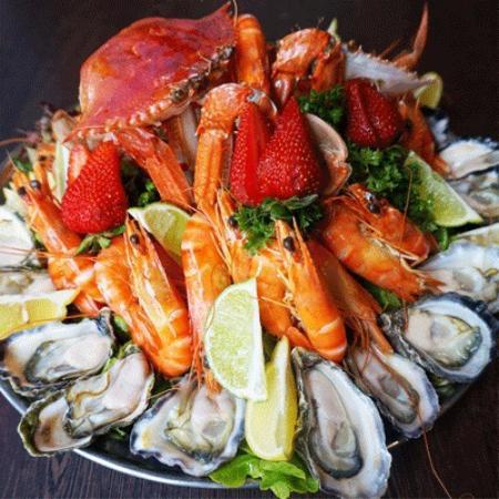 Image result for seafood platter