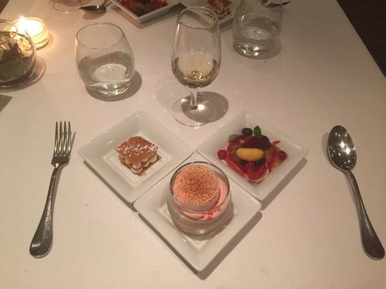 Le Gourmet de Sèze : Good with variety