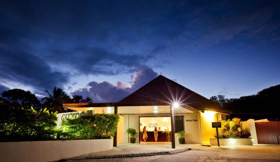 Gecko's Resort: Welcome to Geckos Resort Fiji