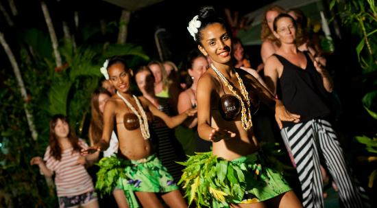 Gecko's Resort: Polynesian Dance & Fire Show Every Week!