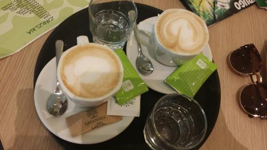 Greentree Café: Nice and tasty :)