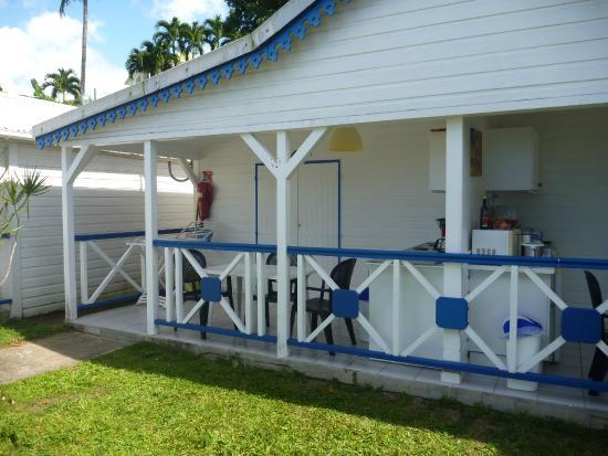 Notre Bungalow Picture Of Le Jardin Tropical Bouillante Tripadvisor