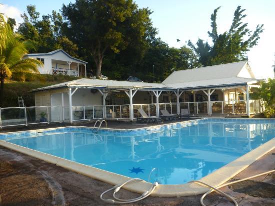 Le jardin tropical hotel guadeloupe bouillante voir for Jardin tropical guadeloupe