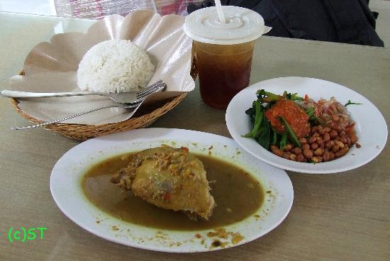 Ayam Betutu Khas Gilimanuk Airport Ngurah Rai