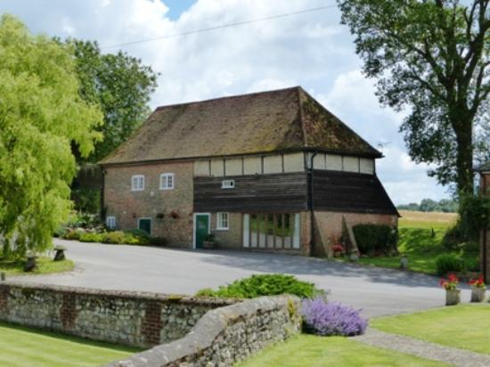 Stubbs Farm Holiday Cottages : The Granary