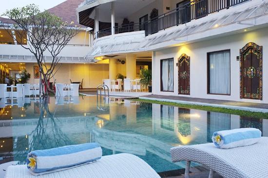 Asana Agung Putra Bali : Serenity Pool