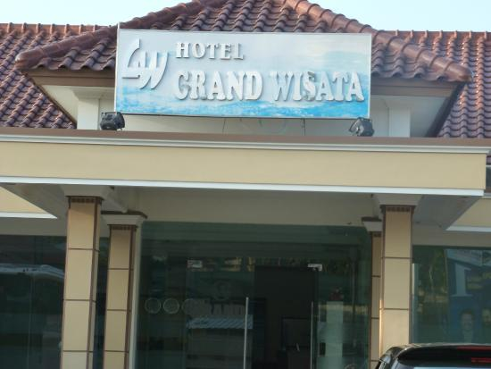 Grand Wisata Hotel Ende: Aankomst