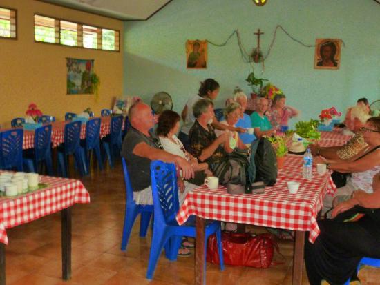 Pondok SVD : Restaurant