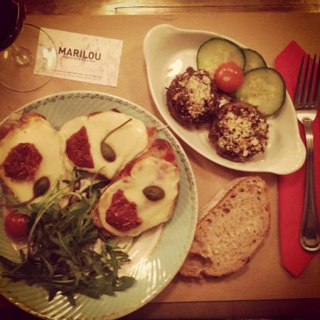Marilou Paris Restaurant