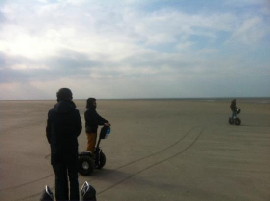 Mobilboard Le Touquet : Segway