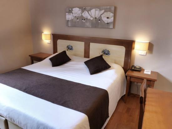 Hotel Sempione : budget room
