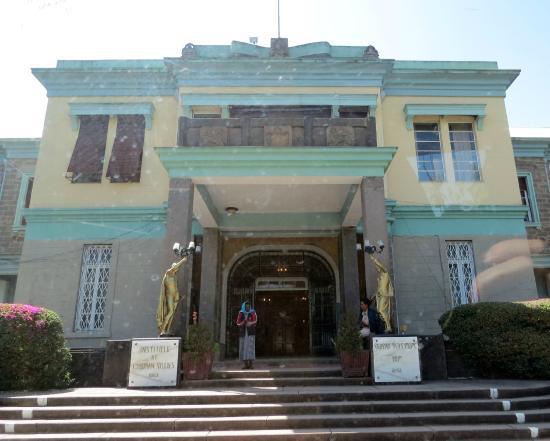Ethnological Museum Addis Abeba