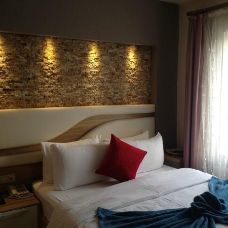 Rafo Hotel : Inside a room