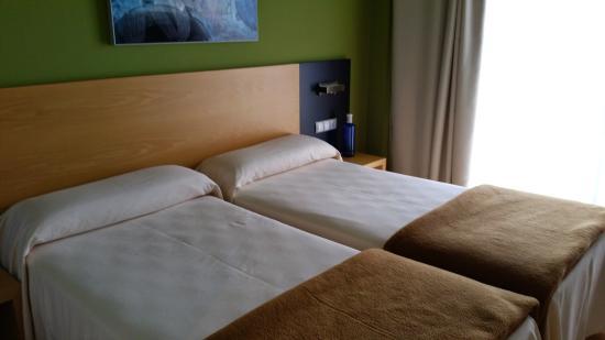 El Zangano Hotel Parrilla: Habitación