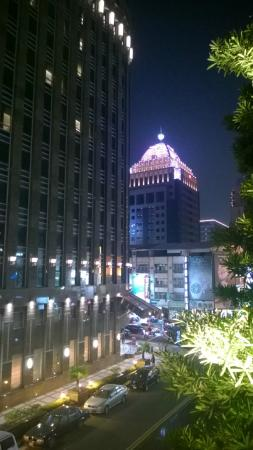 Tempus Hotel Taichung: Widok ogólny na hotel