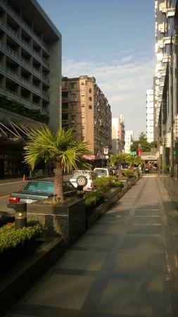 Tempus Hotel Taichung: Okolica