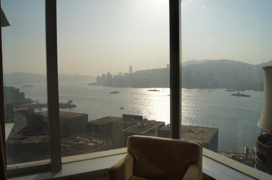 Hotel Panorama by Rhombus : view at day from my room
