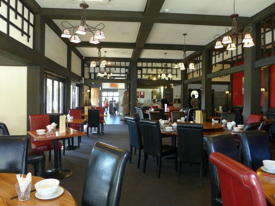 Bamboo Garden Restaurant: บรรยากาศในร้าน