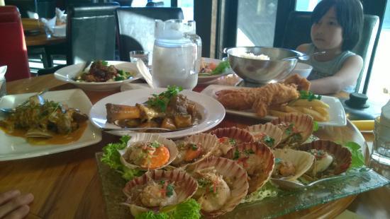 Bamboo Garden Restaurant: อาหารน่าทานมาก