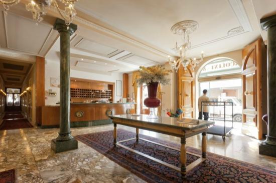 Hotel Ercolini & Savi: Lobby