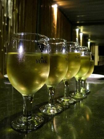 York Winery & Tasting Room: York wine
