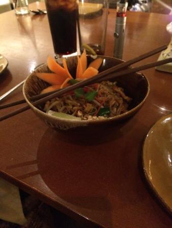Malagor Fine Thai Cuisine: Pad Thai