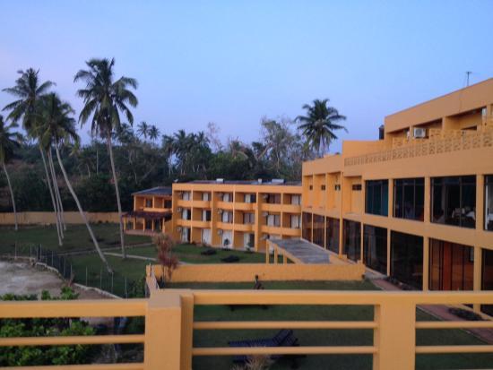 Bay Beach Hotel: Morning at the Hotel