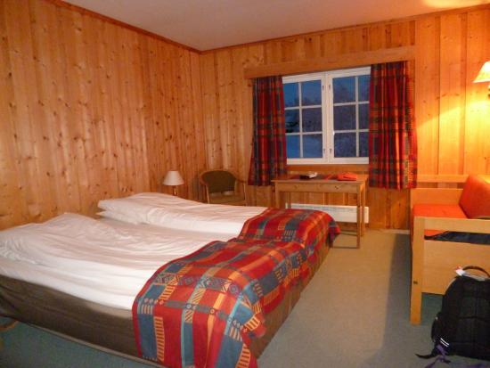 Venabu Fjellhotell og Hytter: chambre