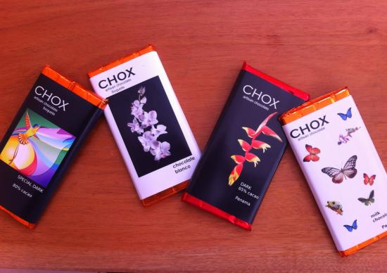 Chox Artisan Chocolate