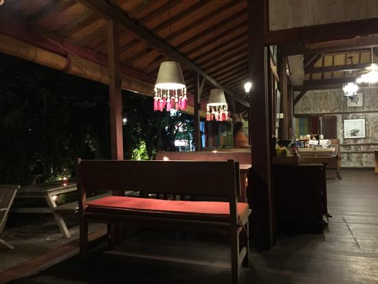 Cafe Canggu: Good food, very relaxed place.
