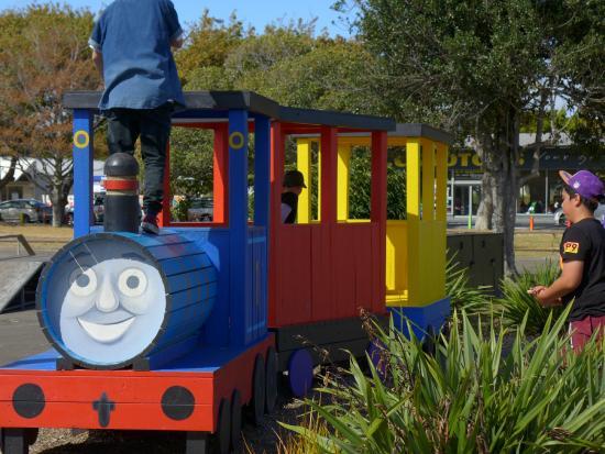 Levin, New Zealand: Thomas!!!