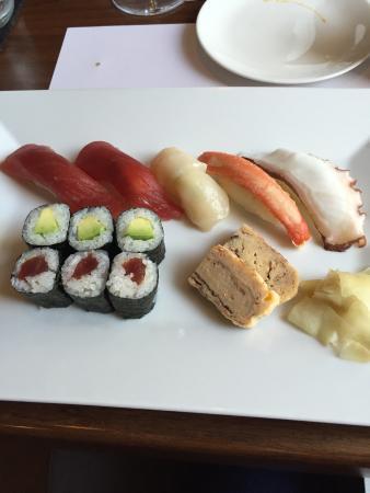 Zipang: Sushi lunch