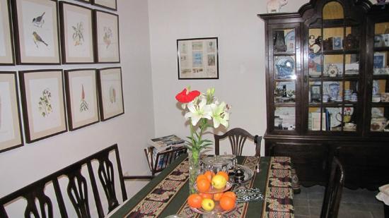 La Casa De Vegueta : Frühstückszimmer