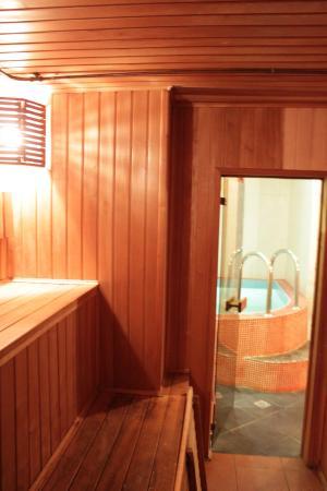 Sauna Neptun