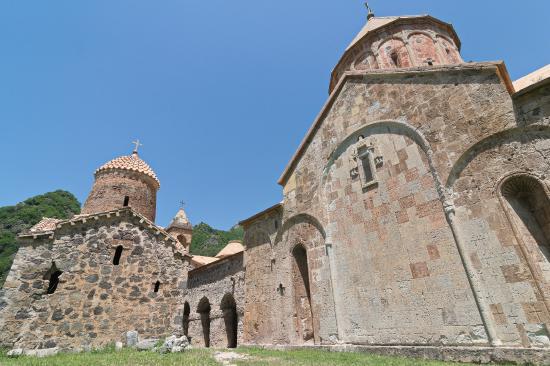 Nagorny Karabakh, Aserbaidschan: Dadivank Monastery