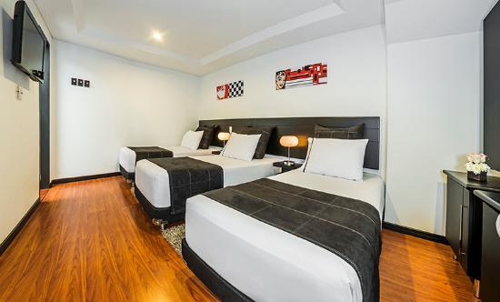 Hotel Classic : hab triple