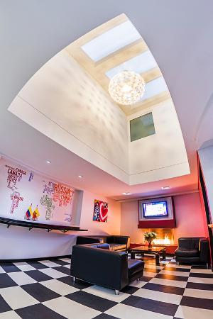 Hotel Classic : lobby