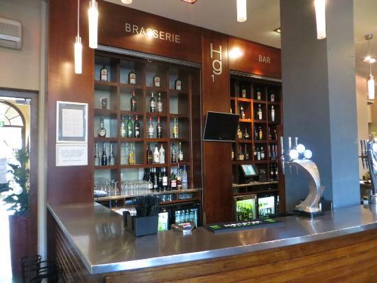The HG1 Bar counter & stock